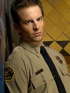 Sheriff Lamb (Michael Muhney)