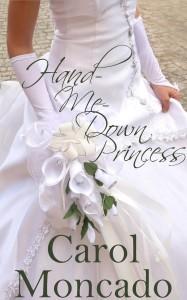 Hand Me Down Princess Ebook Cover
