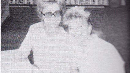 Mom & Stacy L. - one of my favorite pictures