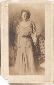 My great-grandmother